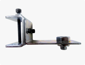 Easy to use with mounting bracket